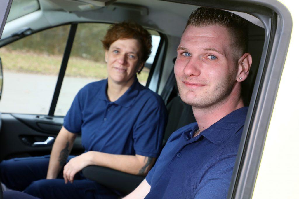 Mitarbeiter im Fahrdienst (m/w/d) in Voll- oder Teilzeit gesucht